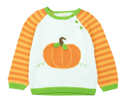 Zubels Pumpkin Sweater