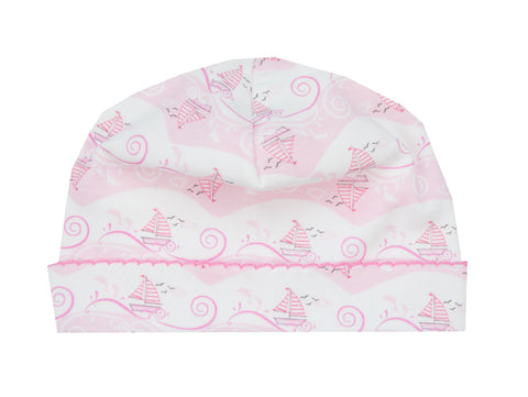 Magnolia Baby Sea Breeze Printed Hat - Baby Girl