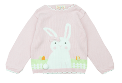 Zubels Blue Bunny Sweater