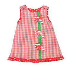 Funtasia Too Reversible Candy Cane Longall- Baby/Toddler Boy