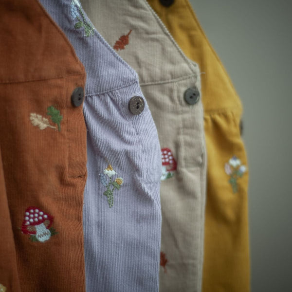 corduroy jumpsuits for baby and kids