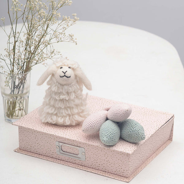 baby's room decor toy sheep