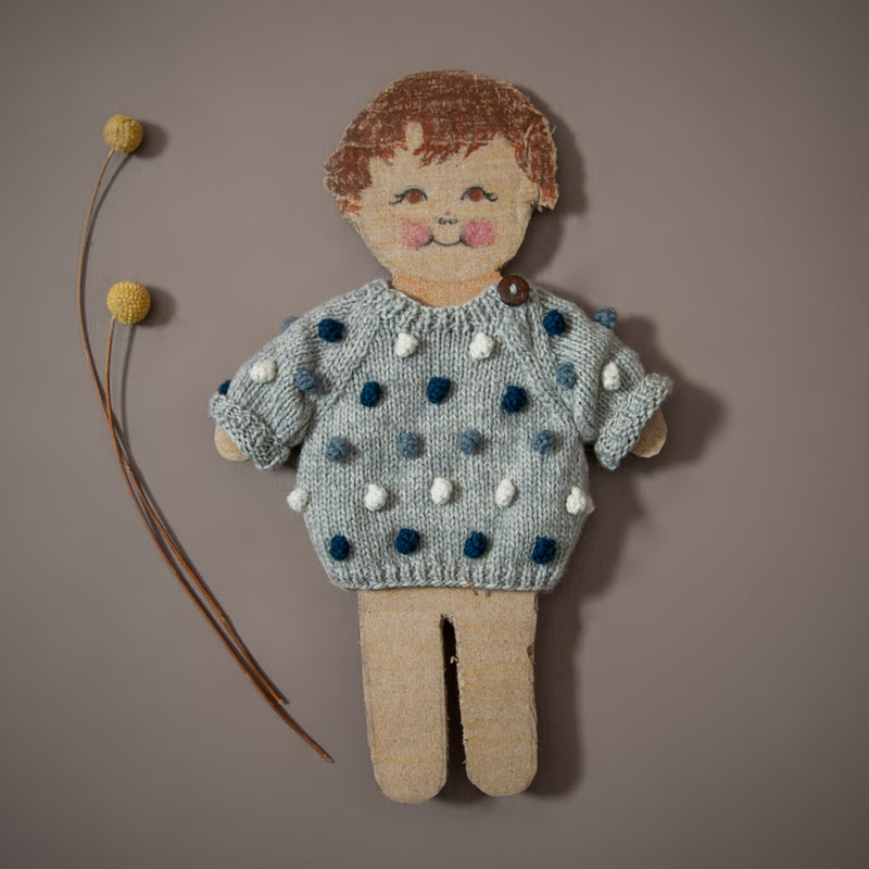 Dolls Bubble sweater Disco Boy
