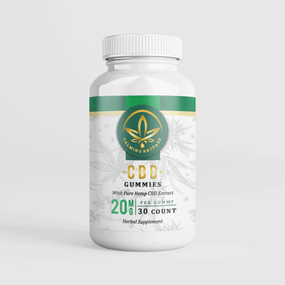CBD Gummies 20mg 30ct