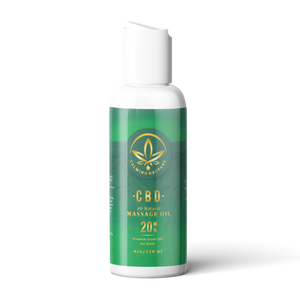 CBD Massage Oil 20 MG