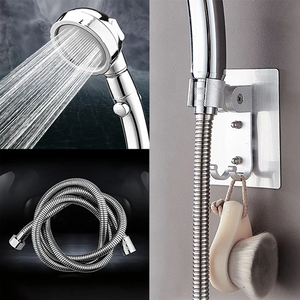 3 In 1 High-Pressure Shower Head Free Shipping