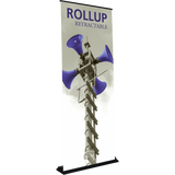 Rollup Retractable Roller Stand