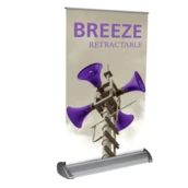 Mini Banner Stands