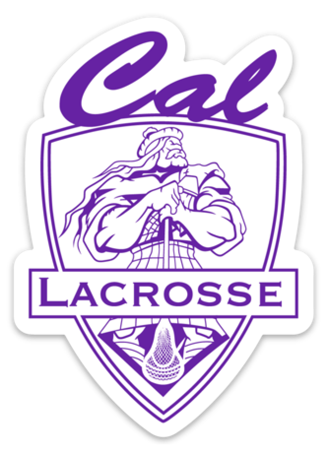 Cal LAX Window Decal ***Local Pickup only***