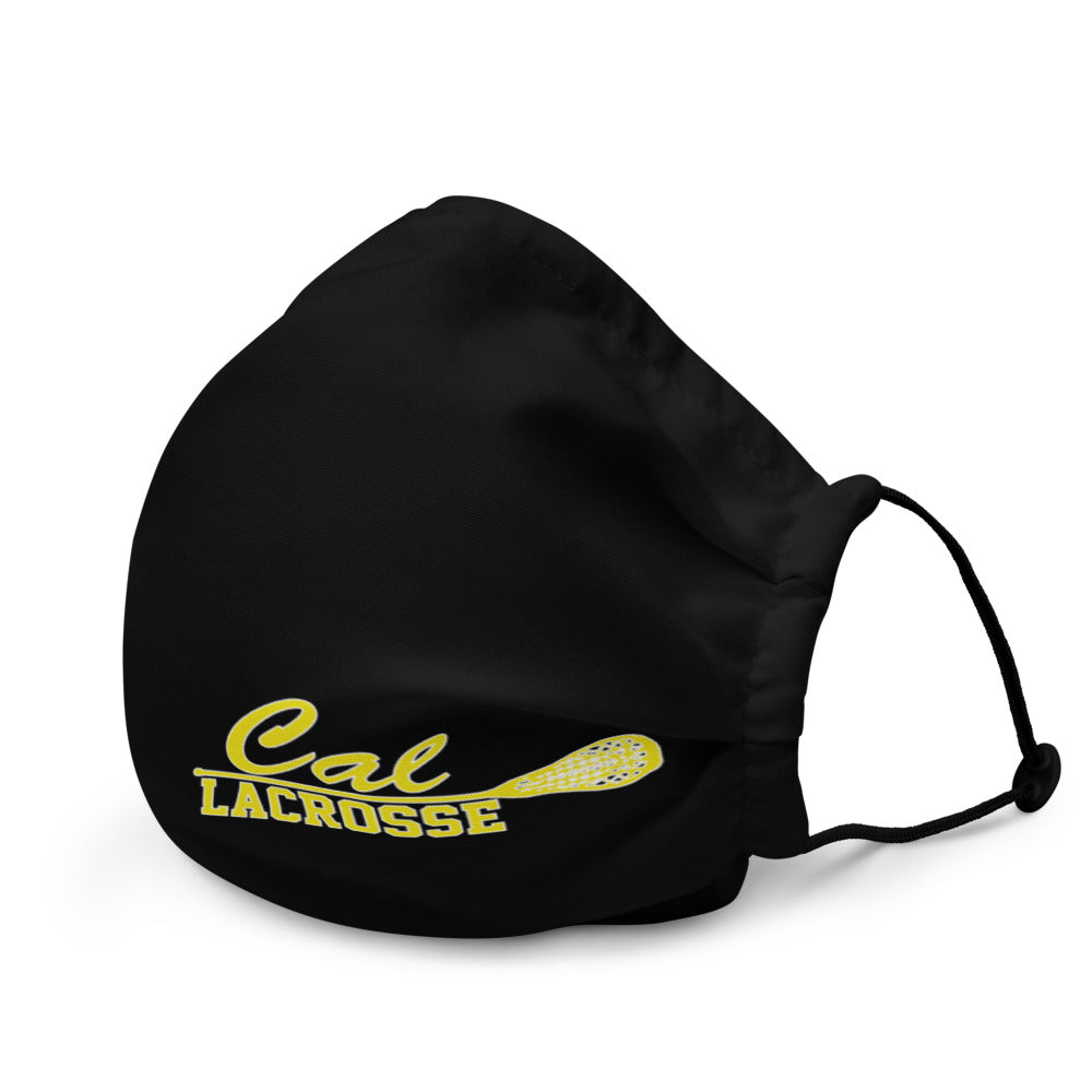 Cal Lacrosse Facemask