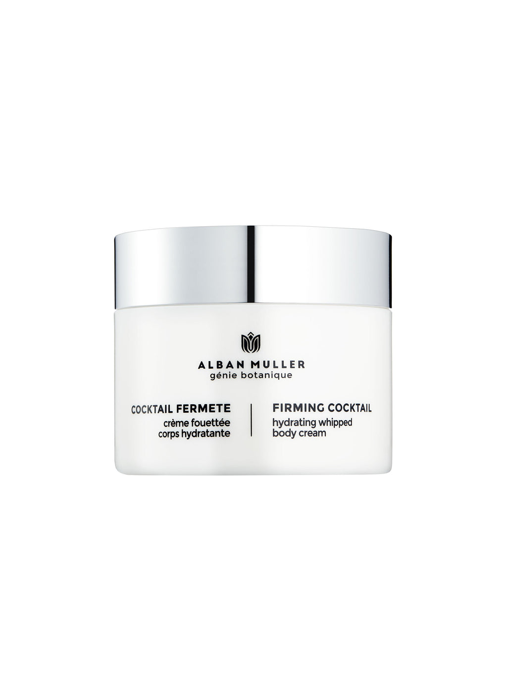 Firming Cocktail Hydrating Whipped Body Cream
