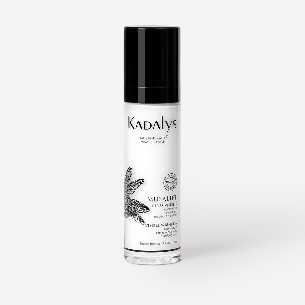 Musalift - Organic Lifting Day Cream - Firming, Evens tone by Kadalys
