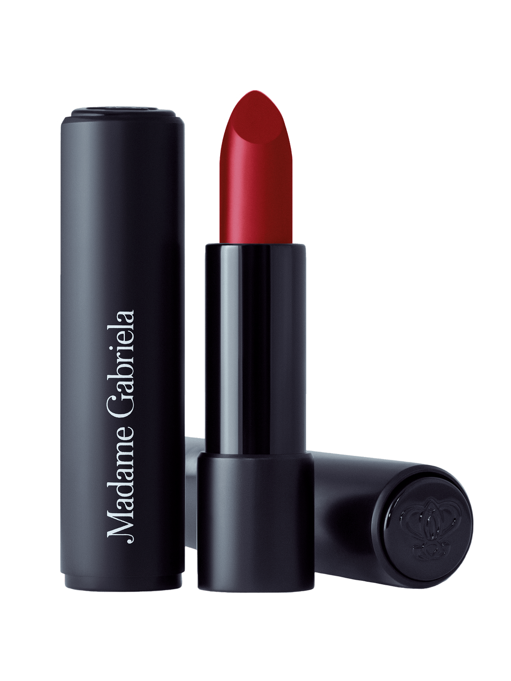 Madame Gabriela Paris at 7PM Red All-Natural Clean Beauty Lipstick