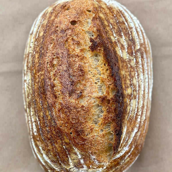 Sidewalk Citizen's Whole Wheat Sourdough