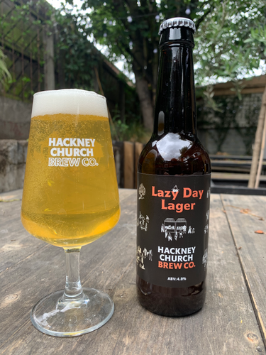 Lazy Day Lager