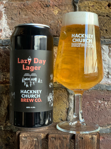 Lazy Day Lager (440ml)