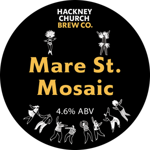 Mare St. Mosaic Single