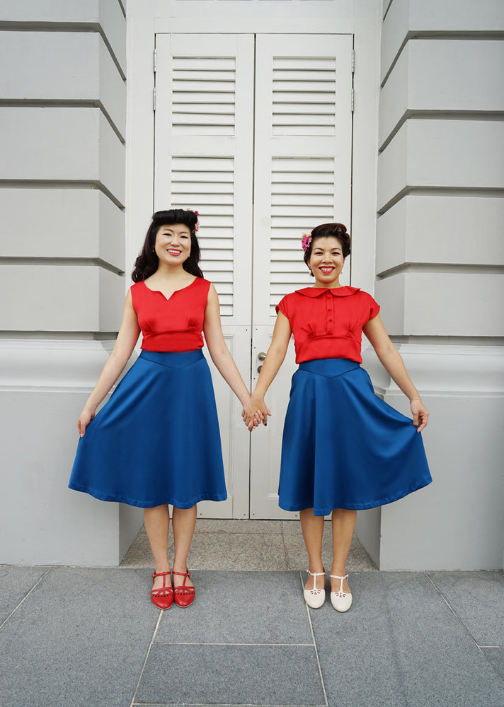 NDP 2020 PROMO * DARLING A-line Skirt