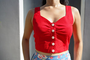 NEW Amy Crop Top Limited Edition
