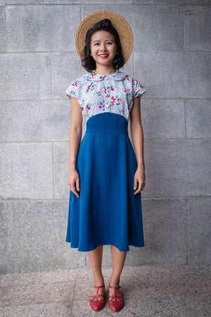 Load image into Gallery viewer, MARGARET Tulip Dress