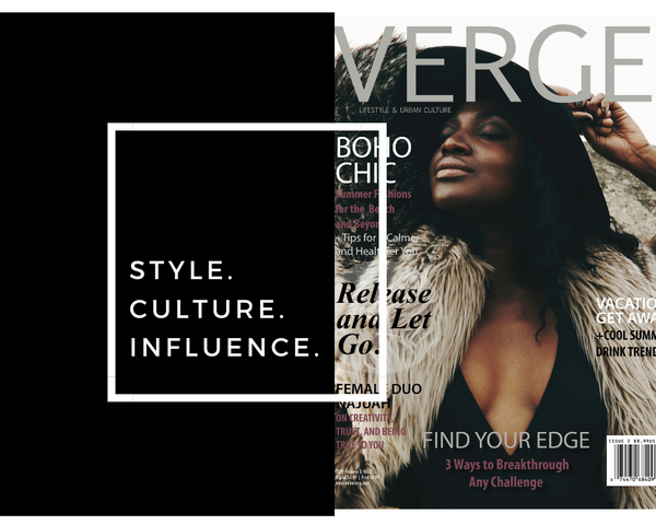 VERGE Lifestyle & Urban Culture Magazine