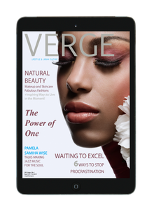 VERGE Magazine 2019 - Issue 1 (Digital)