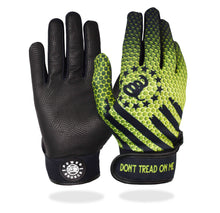 "Load image into Gallery viewer, ""Don't Tread On Me"" Batting Gloves"