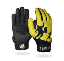 "Load image into Gallery viewer, ""Take On Goliath"" Batting Gloves"