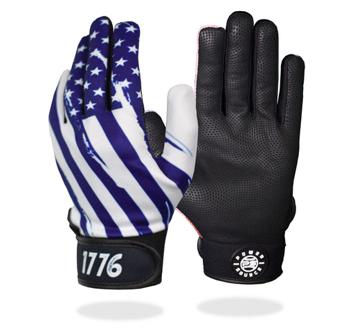 """Wave the Stars"" Batting Gloves"
