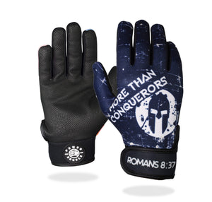 """Conquerors!"" Batting Gloves"