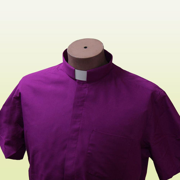 Clergy shirts – Ladies' short sleeve | CLEARANCE (IN-STOCK SHIRTS ONLY)