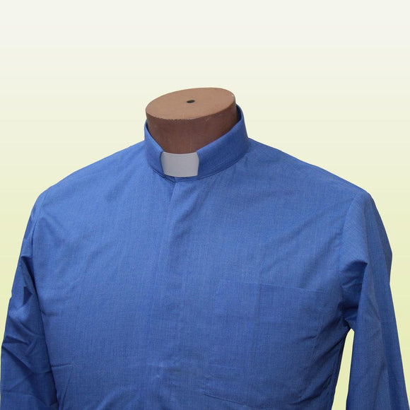 Clergy shirts – Men's long sleeve | CLEARANCE (IN-STOCK SHIRTS ONLY)