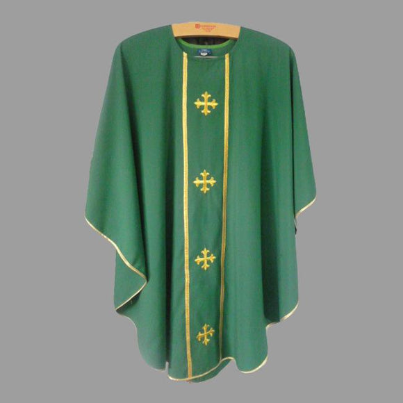 Custom chasuble design