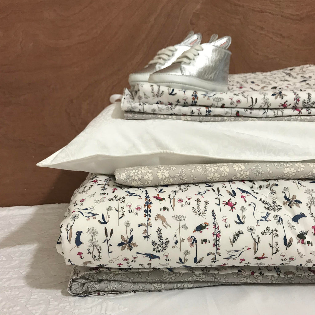 Liberty print bedding form coco and wolf