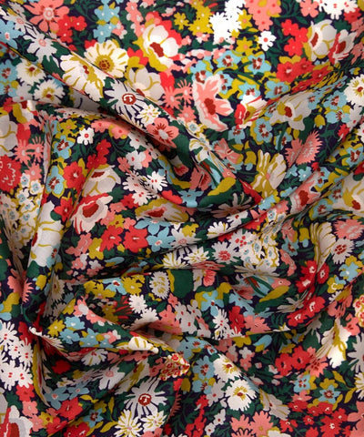 Coco & Wolf Liberty Exclusive Fabric, Thorpe.