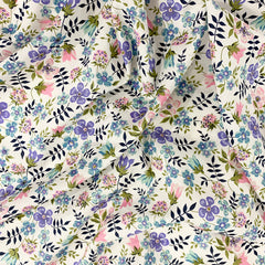 Liberty Fabric print Edenham.