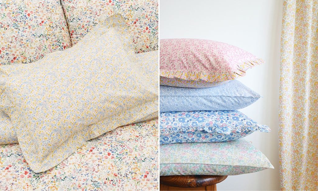 New Seasonal Exclusive Liberty Prints by Coco & Wolf