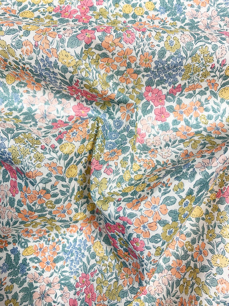 Liberty print exclusive fabrics for Coco & Wolf, Joanna Louise