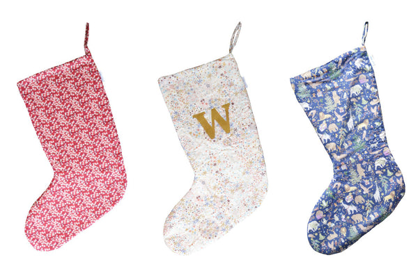 Liberty print stockings by Coco & Wolf