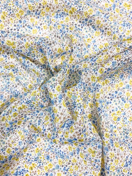 Liberty print exclusive fabrics for Coco & Wolf, Phoebe.