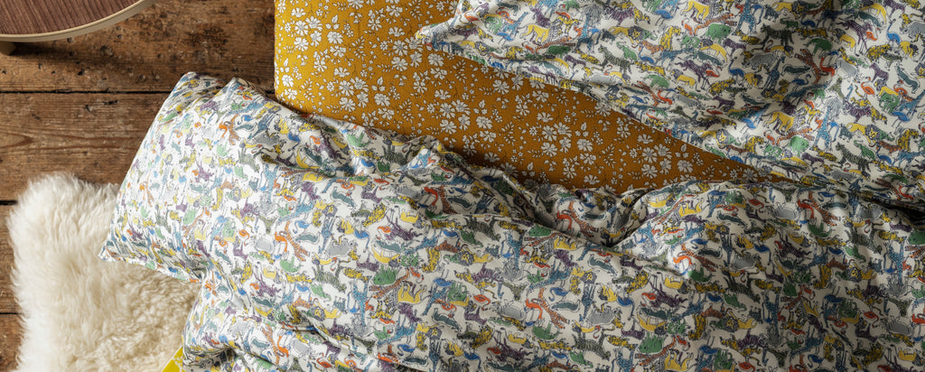 kids blankets and quilts made with liberty fabric coco and wolf