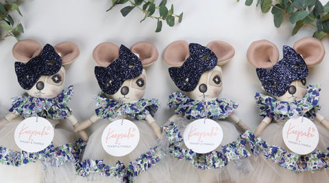 collection image liberty fabric heirloom keepsake dolls coco and wolf