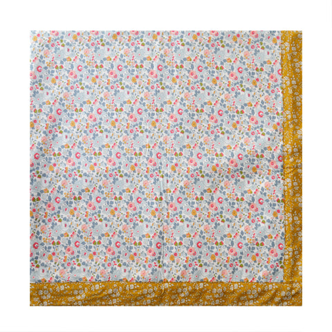 liberty print picnic blanket coco and wolf