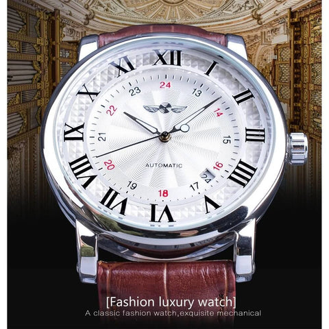 Automatic Date Display Watch For Men detail1