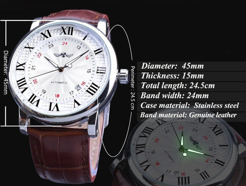 Automatic Date Display Watch For Men detail2