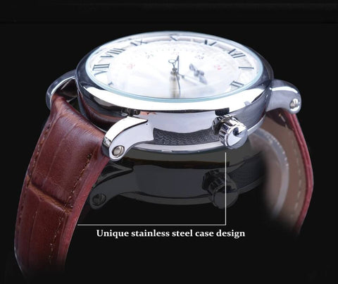 Automatic Date Display Watch For Men detail3