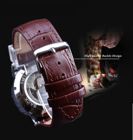 Automatic Date Display Watch For Men detail4