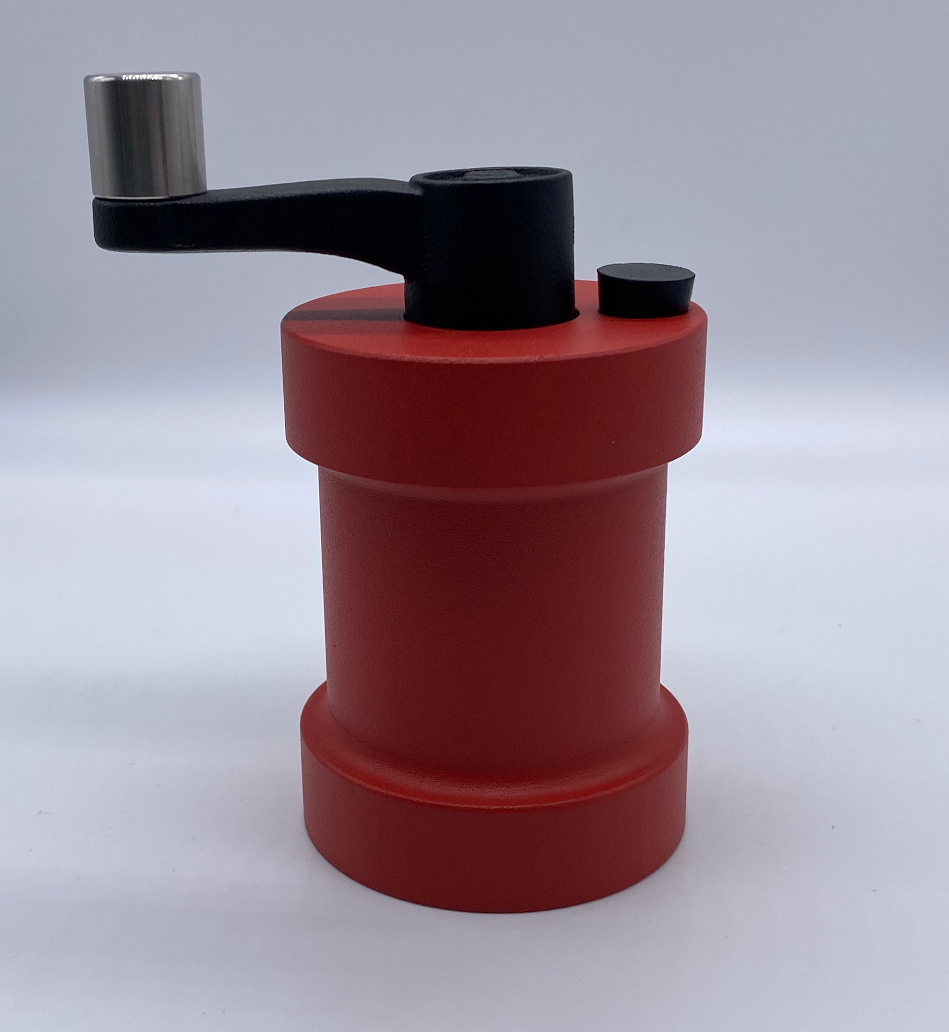 The Coral Mill by Iron Mills - Quality Cast Iron Pepper Mill