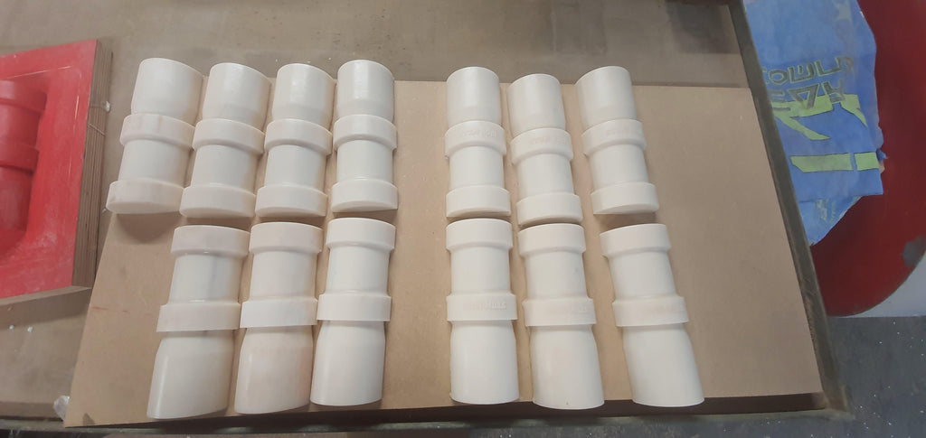 Iron-Mills Resin Moulds