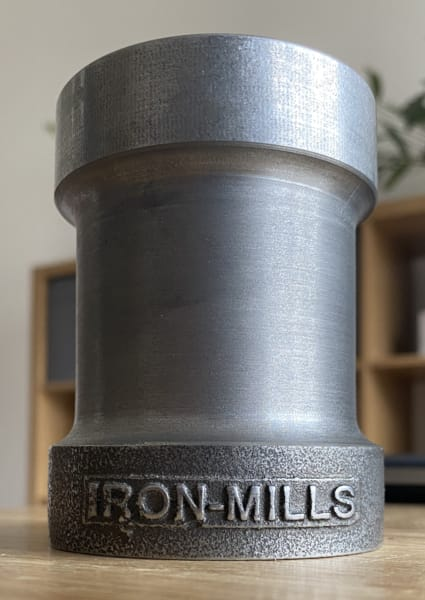 Un-Coated Iron Mill